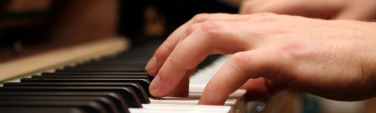 Acoustic Piano Sales and Service